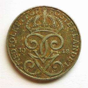 1918 coin