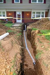 sewer backup